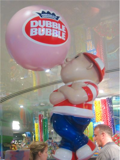 Orginal Dubble Bubble Chewing Gum Vending Machine