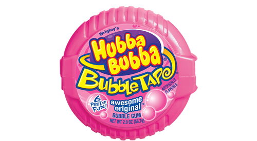 Bubble Tape Hubba Bubba
