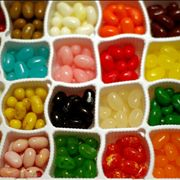 Colored Chewing Gums