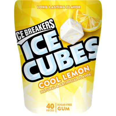 Ice Breakers Ice Cubes